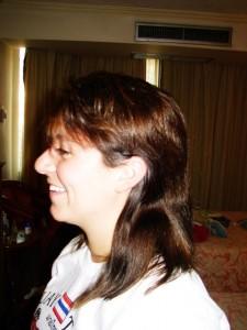 Post-Mullet Liz, circa 2004