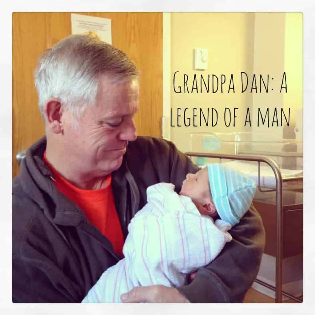 Grandpa Dan: A Legend of a Man