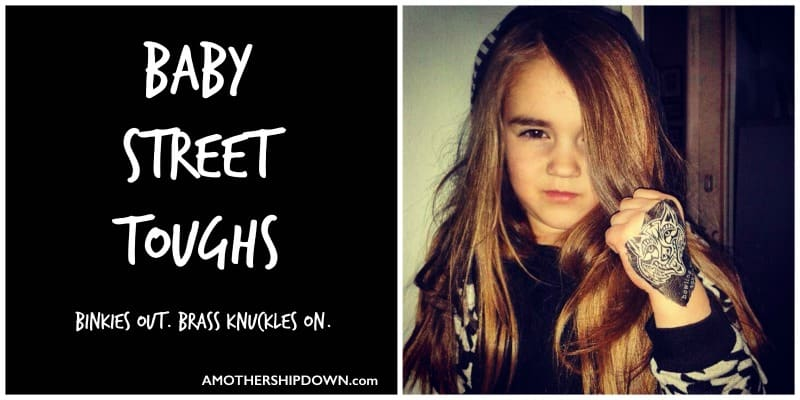 "First Annual ""Baby Street Toughs"" Photo Contest!"