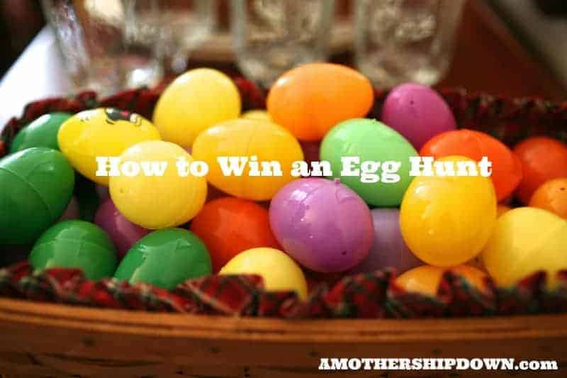 How To Win An Easter Egg Hunt (Tips for Toddlers, By Toddlers)